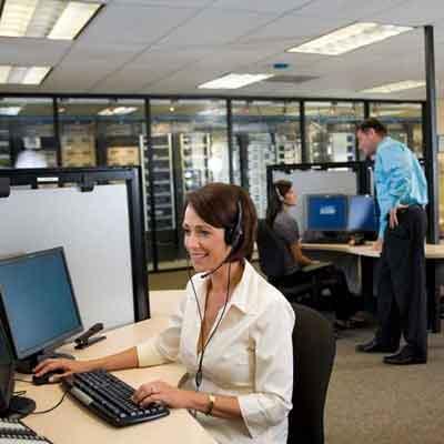 Alarm Monitoring staff